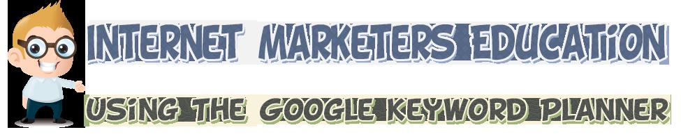 Internet Marketing Education