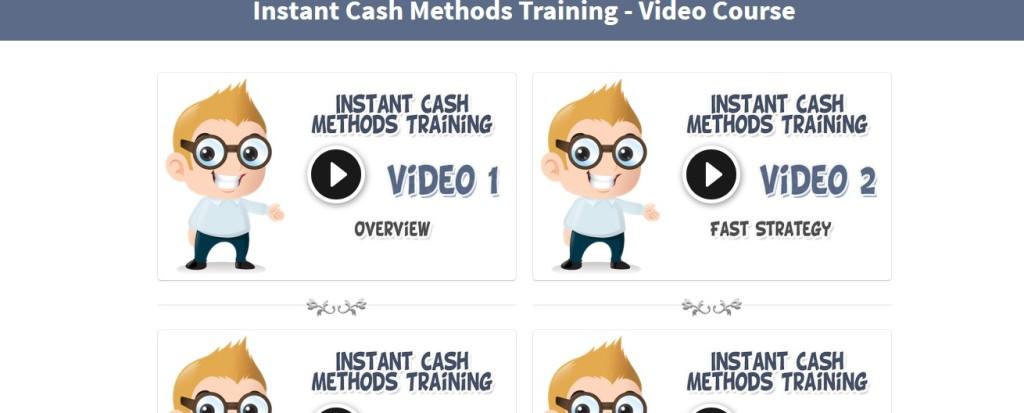 internetmarketerseducation.com - video course area 2